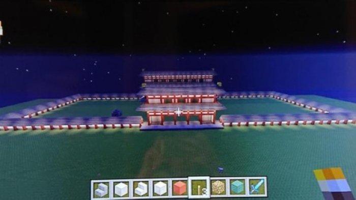 Tak Ada Piknik Sekolah karena Pandemi, Siswa di Jepang Jalan-jalan Virtual di Game Minecraft