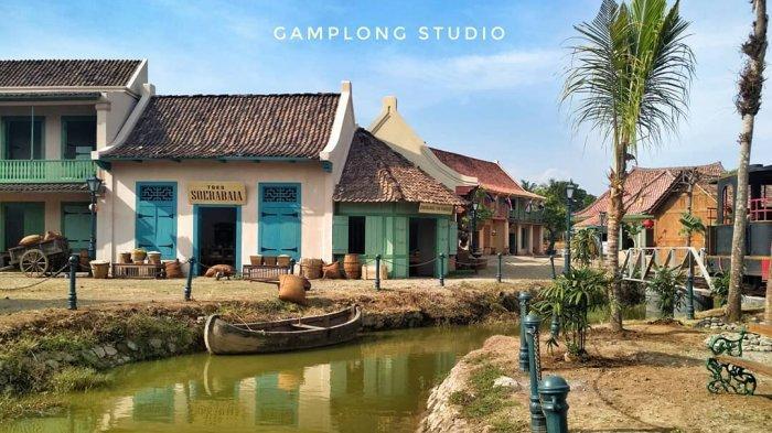 Studio Alam Gamplong, Lokasi Syuting Film 'Sultan Agung: The Untold Love Story'