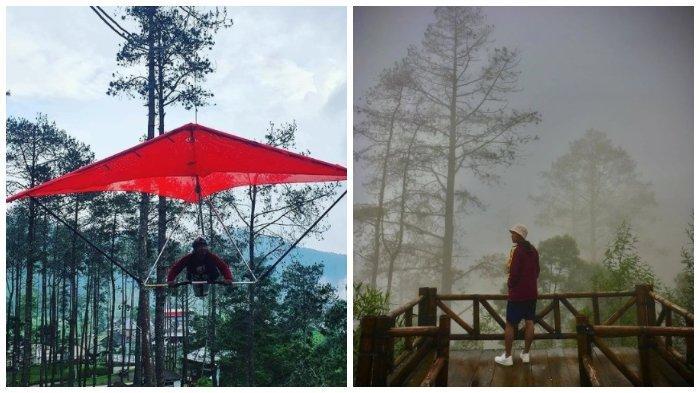 Harga Tiket Masuk The Lawu Park 2021, Wisata Petualangan Seru di Tawangmangu Buat Libur Akhir Pekan