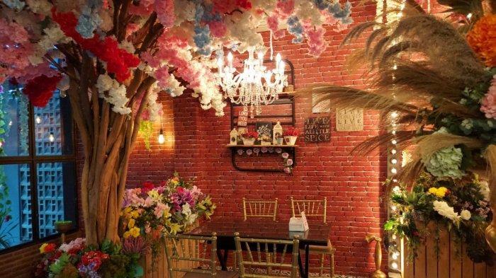 Garden Room di Griyane Mbah Wongso
