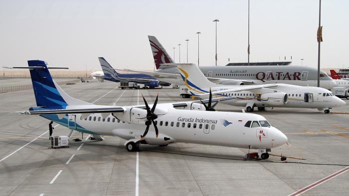 Jadwal Tambahan Penerbangan Garuda Indonesia Rute Jakarta ke Bali PP Selama Libur Tahun Baru 2021