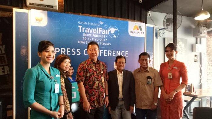 GATF 2017 - Hari Ini, Pameran Wisata Garuda Indonesia Mulai Digelar! Intip Promonya, Nih