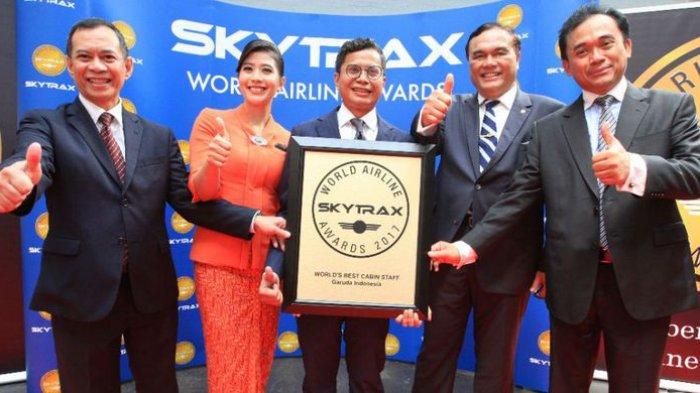 Masuk Jajaran 10 Besar Maskapai Top Dunia, Inilah Program Garuda Indonesia Selanjutnya