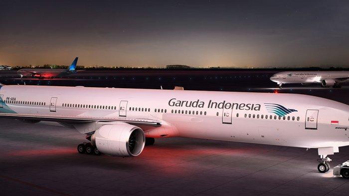 Selamat! Ada Garuda Indonesia dalam 10 Maskapai Terbaik di Dunia 2018