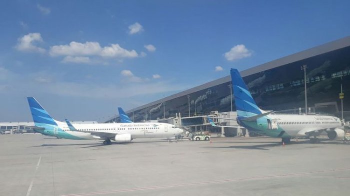 Akibat Badai Taifun Mangkhut, Garuda Indonesia Batalkan Penerbangan Tujuan Hong Kong