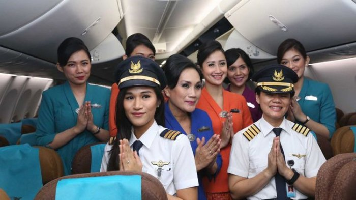 Pilot Asal Indonesia Banyak Diterima di Negara Besar, Ternyata Inilah Kelebihannya