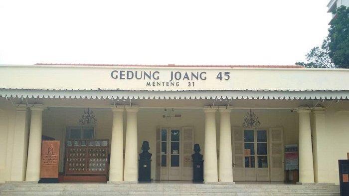 Sejarah Gedung Joang 45, dari Hotel Mewah hingga Tempat Menyusun Rencana Penculikan Bung Karno