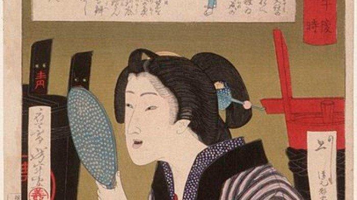 Mengapa Orang Jepang Zaman Dulu Mewarnai Gigi Mereka Menjadi Hitam?