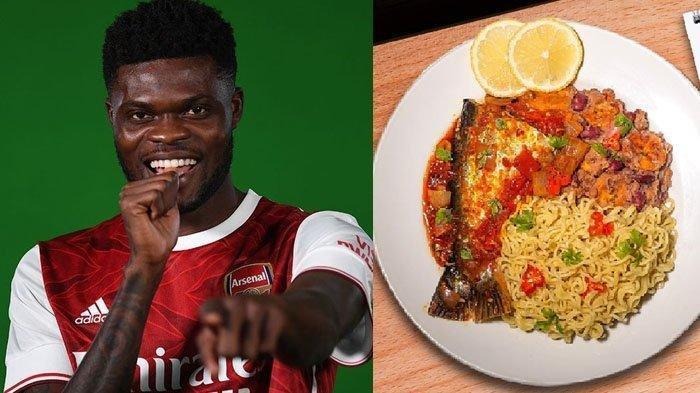 Curhat Pemain Arsenal Suka Makan Indomie Buatan Indonesia: Rasanya Benar-benar Enak