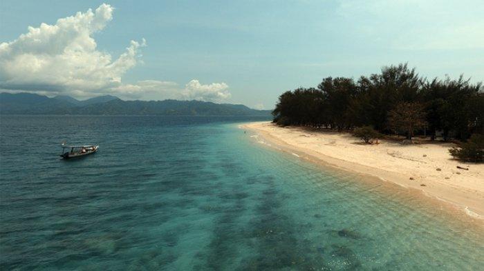 Geliat pariwisata di Pulau Lombok Nusa Tenggara Barat mulai bangkit kembali paska bencana gempa. Hal ini terlihat dari salah satu destinasi andalan pulau Lombok, Gili Meno