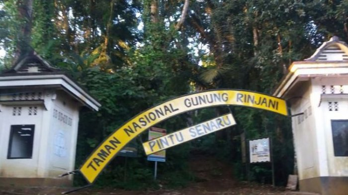 Kumpulan Foto dan Video Kondisi Gunung Rinjani Pasca-Gempa 6,4 SR Guncang Lombok