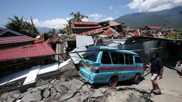 Sulteng Mulai Pulih Pasca Dilanda Gempa dan Tsunami, Taksi Online Mulai Beroperasi di Palu