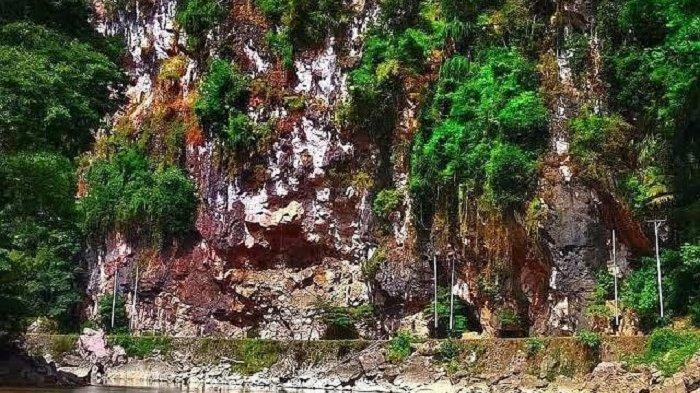 TRAVEL UPDATE: Geopark Silokek, Barisan Tebing Batu Berusia Ratusan Tahun di Sijunjung Sumbar