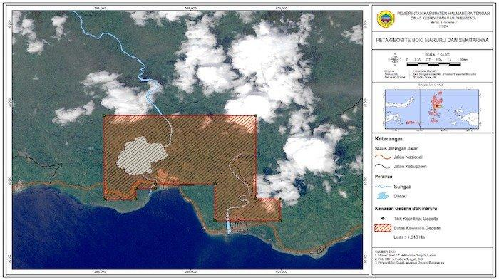 Geosite Boki Maruru