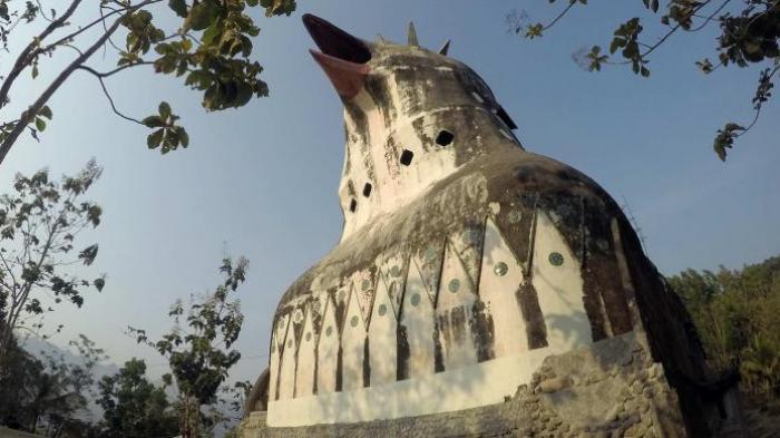 Bukit Rhema Gereja Ayam di Magelang Ditutup Selama 5 Hari