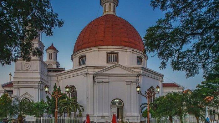 6 Gereja Unik yang Cocok untuk Merayakan Paskah di Indonesia, Ada yang Dibangun Sejak 1753