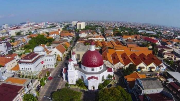 15 Tempat Wisata Terbaik di Semarang, Jelajah Gereja Blenduk hingga Kota Tua