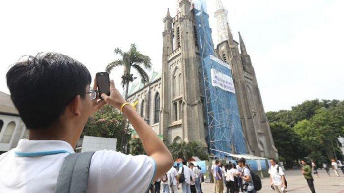 7 Hotel Murah Dekat Gereja Katedral Jakarta, Tarif Mulai Rp 180 Ribuan Fasilitas Lengkap