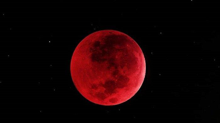 Menyaksikan Gerhana Bulan Total di Langit Indonesia, Berikut Daftar Wilayah dan Waktunya