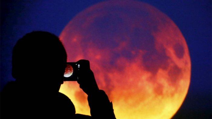 Setelah Muncul pada 28 Juli 2018, Kapan Gerhana Bulan Total Terjadi Lagi?