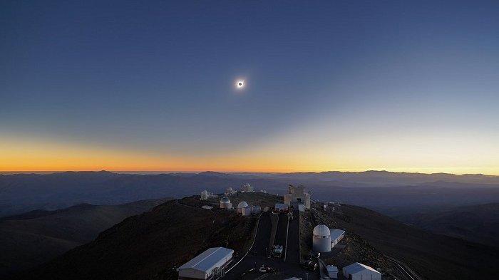 Gerhana Matahari Total Akan Terjadi Bulan Depan, Ini Tempat Terbaik untuk Menyaksikannya