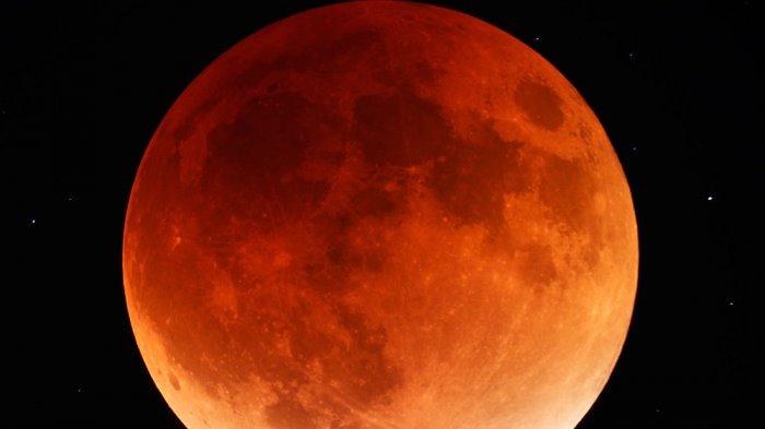 5 Tempat Terbaik di Dunia, Termasuk Asia Tenggara untuk Saksikan Gerhana Bulan 'Blood Moon' 28 Juli