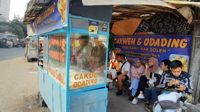 Odading Mang Oleh Viral di Medsos, Penjualan Naik Lima