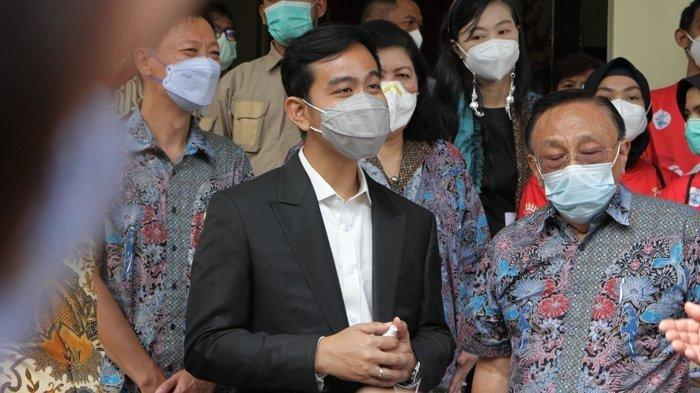 Walikota Surakarta, Gibran Rakabuming Raka,Rabu (28/4/2021).