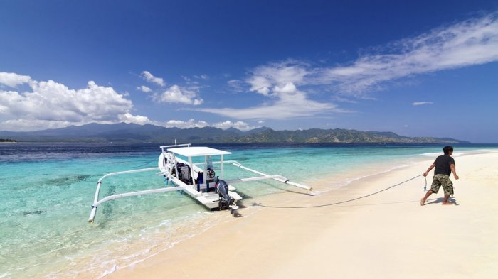 Bali, Lombok, dan Belitung Dalam 25 Pantai Terbaik di Asia Versi TripAdvisor