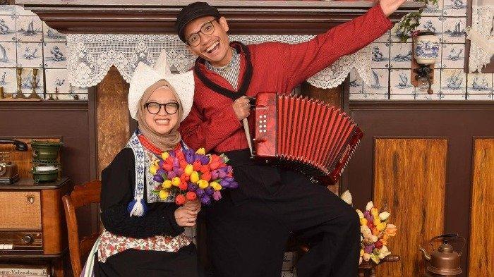 Kangen Makanan Indonesia, Gita Savitri Rela Jalan-jalan ke Belanda Bareng Suami