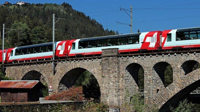 5 Alasan Kereta Api jadi Transportasi Favorit di Eropa, Termasuk Bisa Menjangkau Kota Kecil