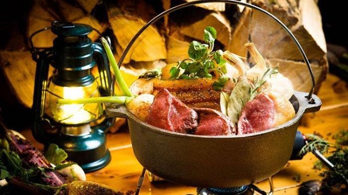 Tak Sekedar Mewah, Ini Kuliner Lezat Ala Glamping di Jepang