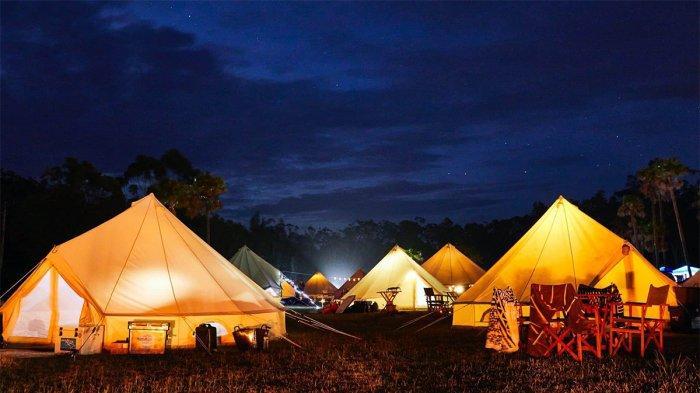 4 Tempat Glamping di Jogja, Nikmati Sensasi Menginap dalam Tenda Berfasilitas Lengkap