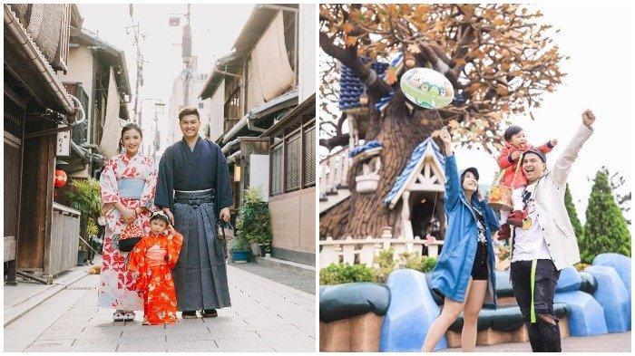Mengintip Liburan Seru Glenn Alinskie dan Chelsea Olivia di Jepang