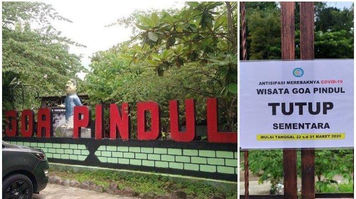 Goa Pindul di Gunungkidul ditutup sementara