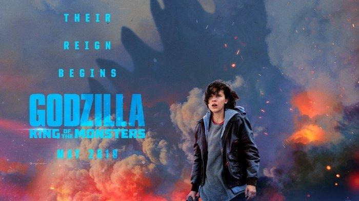 Poster Film Godzilla: King of the Monsters