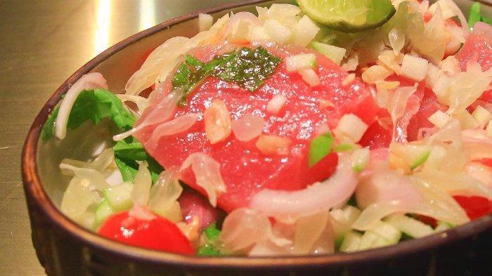 5 Kuliner Khas Maluku yang Cocok Jadi Menu Sarapan, Gohu Ikan Mirip Sashimi