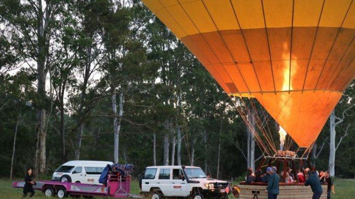 Mengenal Tradisi Syawalan di Pekalongan, Ada Lupis Raksasa hingga Balon Udara