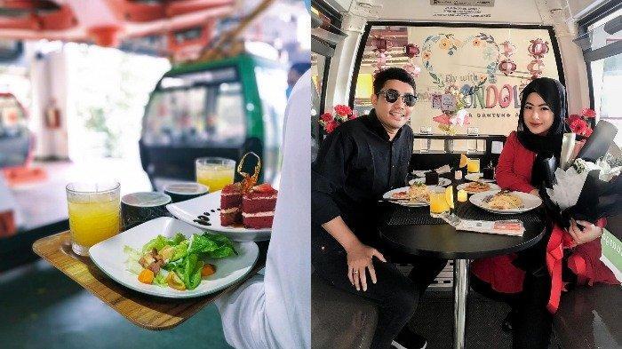 Paket Bukber Sky Dining di Ancol, Nikmati Serunya Buka Puasa di Kabin Gondola
