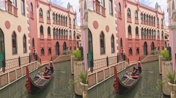Buka Kembali untuk Wisatawan, Simak Harga Tiket Masuk Little Venice Lengkap dengan Aturan Barunya