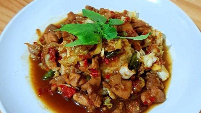 Menu Buka Puasa: Resep Gongso Ayam Khas Semarang, Sedapnya Bikin Tambah Selera Makan