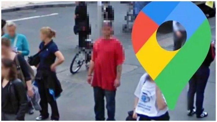 Terekam Google Maps Street View, Seorang Pria Bersama Kucing yang Hidup dengan Cara Tak Biasa