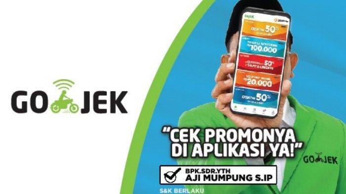 Banyak Promo Menarik dari GO- PAY untuk setiap Transaksi di Alfamart, Lihat Ketentuannya