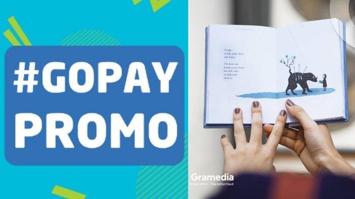 Promo Gramedia 2019: Bayar Pakai GO-PAY Cashback 20% Setiap Hari, Lihat Syarat dan Ketentuannya