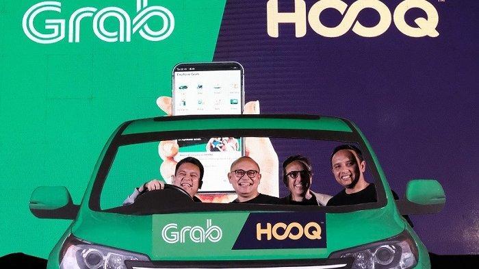 Grab Kini Menggaet HOOQ, Rabu (13/2/2019)