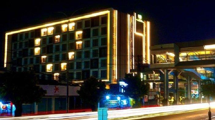 Kampanye From 'Jogja With Love', Sejumlah Hotel di Yogyakarta Nyalakan Lampu Berbentuk Hati