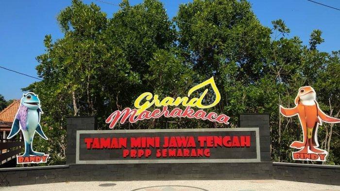 Harga Tiket Masuk Grand Maerakaca 2021, Taman Mini Jawa Tengah yang Dihiasi Miniatur Bersejarah