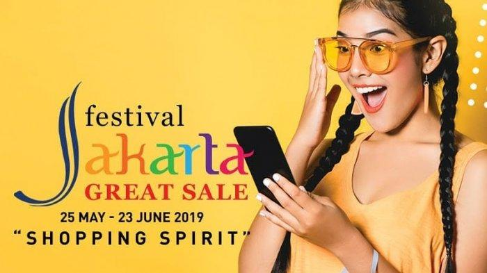 Jadwal Midnight Sale Festival Jakarta Great Sale 2019