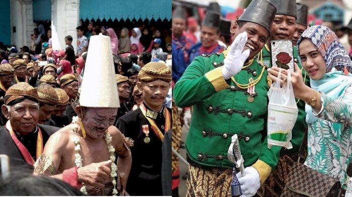 Foto-foto Meriahnya Grebeg Maulud di Keraton Surakarta 2018