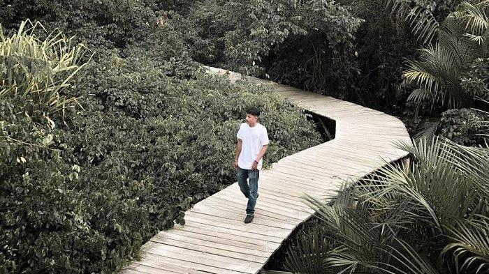 Green Talao Park, tempat wisata di Padang Pariaman yang menarik untuk dikunjungi.